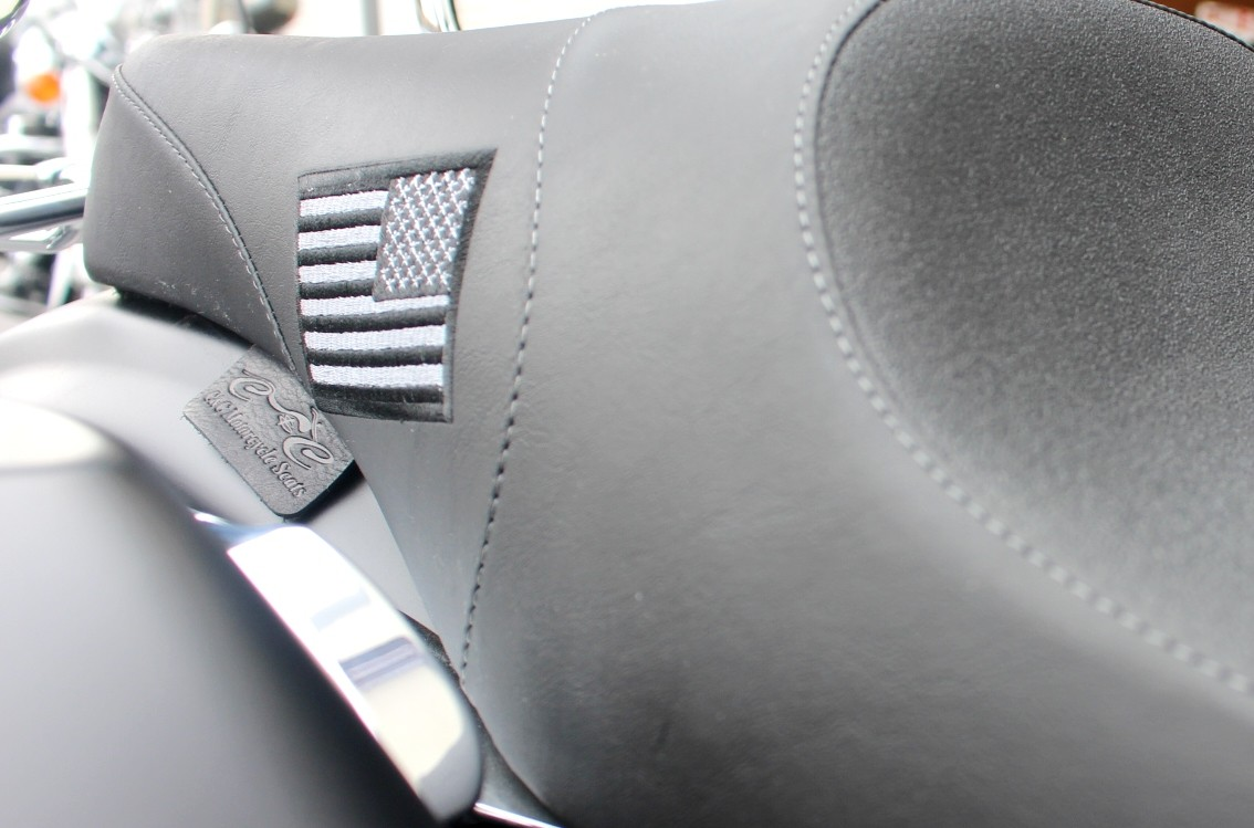 Accent Band Options – C&C Motorcycle Seats
